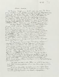 Einsteins Letters To Michele Besso Christies