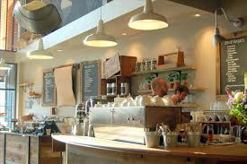 coffee shop lighting. Interior Modern Coffee Shop Ideas Design Cute Decoration Lighting New At Bar For Kitchen With Black A