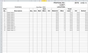 Construction Material List Template Bid Leveling Template Goal Goodwinmeta Ukashturka