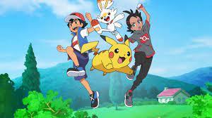 Hành trình Pokémon: Loạt phim
