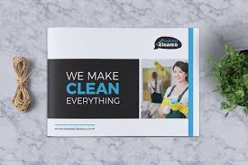 Cleaning Brochure Cleaning Service Company Brochure