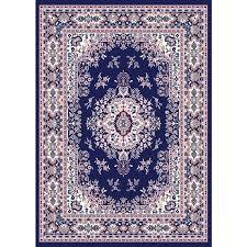 home dynamix premium navy blue oriental rug 7069 300 regarding rugs prepare 12