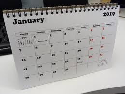 standup desk calendars 2020 uk a5 desk top flip calendar month to view stand up office home table planner