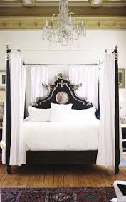 Napa Bedroom Furniture Napa Canopy King Bed 80004544 Overstock Shopping Great Deals Plus