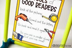 What Good Readers Do Mrs Jones Creation Station