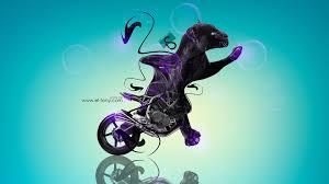 moto ncr m4 fantasy panther