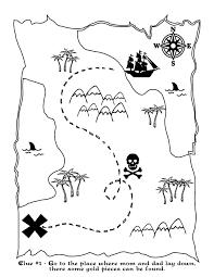 Design A Treasure Map Activity Printable Treasure Map Kids Activity Pirate Treasure Maps