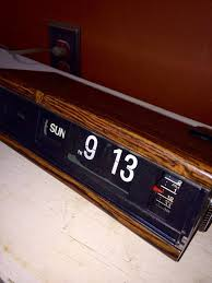 vintage 70 s copal model 229 retro digital flip alarm clock on 40 00