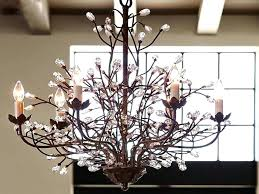 crystal branch chandelier chandelier branches how to make a branch fall home regarding chandeliers design 7 crystal branch chandelier