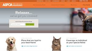 aspca pet health insurance quote step 1