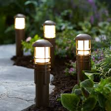 better homes gardens outdoor quickfit led pathway light com