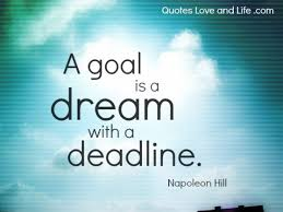 Dream And Goal Quotes Best of 24 Best Quotes About Goals