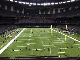 Nola Superdome Seating Chart Mercedes Benz Superdome View From Loge Level 325 Vivid Seats