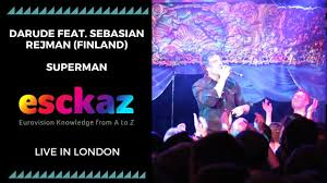 Finnish Dance Chart Esckaz Eurovision 2019 Darude Feat Sebastian Rejman