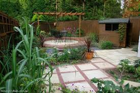 Small Picture Garden designs for small spaces