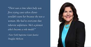 Judith Livingston - Legal Legend and Role Model for Women Lawyers