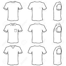8967406 blank t shirt set Stock Vector shirt polo template blank t shirt set royalty free cliparts, vectors, and stock on polo shirt design template