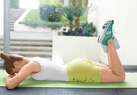 Mehrdimensionale übungen gegen cellulite