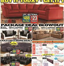 Black Friday Furniture Sale In Maryland Price Busters Circular