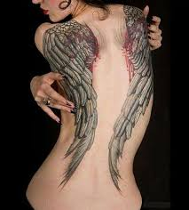 Tattoo Release Form Magnificent Wing Tattoo Clarence R Art And Form Pinterest Wing Tattoos
