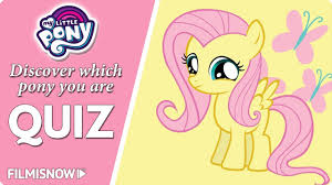 My Little Pony Personality Chart My Little Pony Quiz Discover Which Pony You Are