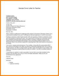 9 Cover Letter For Preschool Teacher Memo Heading