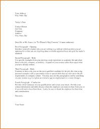 Letter Of Intent For Job Sop Proposal