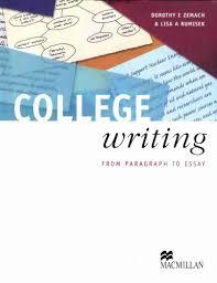 Good Books For College Essays