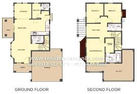 2 y house design lovely scintillating two floor plan designs residential with dimensions