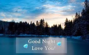 good night love you hd wallpaper