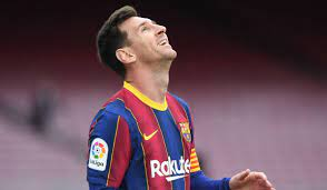 light the burofax that sent Messi ...