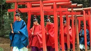 Resultado de imagen de el torii del sintoismo