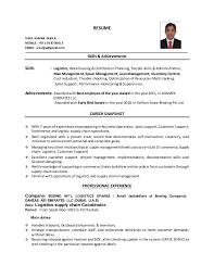 resume vijay kumar gudla mobile 971 50 8730013 email sravijju logistics resume