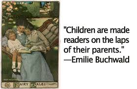 Literacy Quotes Simple 48 Quotes About Reading With Your Kids On National Family Literacy