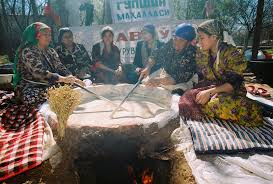 Навруз весеннее празднование Нового года в Узбекистане  Фотографии Навруза