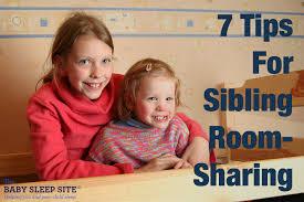sibling room sharing