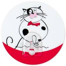 """<b>Крючок</b> адгезивный <b>Tatkraft</b> """"<b>Funny cats</b>"""". 18211 — купить в ..."""