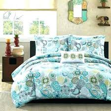blue and green comforter sets lime grey bedding turquoise king size purple