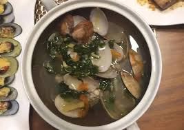 Recipe of Quick Clams in Broth / Clear ...