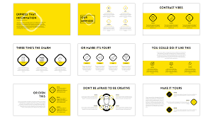 powerpoint them strive a beautiful powerpoint template that inspires