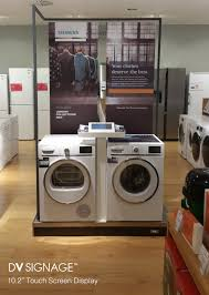 John Lewis Kitchen Appliances 10 Inch Touch Pos Display For Siemens Washing Machines In John