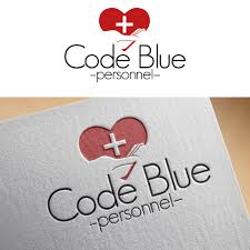 Code Blue Designs Serious Modern Recruitment Logo Design For Code Blue