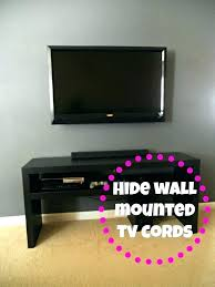 wire covers for wall cord hider for wall mounted wall mounted av console good idea could also furniture design