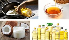 High Heat Cooking Oil Chart The Best Oil For Cooking What Types Of Cooking Oil Are