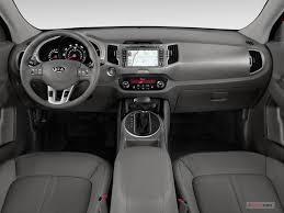 kia sportage interior 2014.  Interior 2014 Kia Sportage Dashboard Throughout Sportage Interior Best Cars  US News U0026 World Report