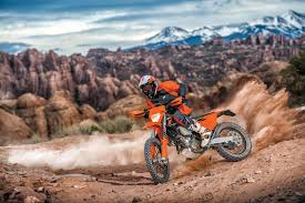 a new generation of ktm enduro machines is here