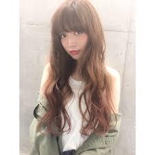 ゆるふわが素敵可愛いヘアスタイル Livri リブリ 髪型 ロング