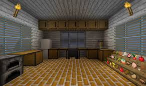 Furniture Mod Recipes How To Make A Modern Kitchen In Minecraft