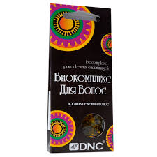 DNC <b>Биокомплекс против сечения волос</b> - LOODUSE ABI