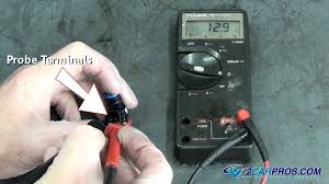 how to test a fuel injector in under 20 minutes if the injector tests produce high resistance or an open circuit the injector needs replacement most injector readings will range between 11 and 24 ohms